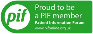 Proud to be a PIF member