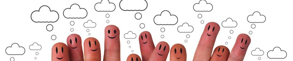 Fingers social network
